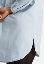 ONLY - Anna long oversize shirt