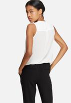 ONLY - Tinsy wrap top