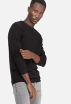 Selected Homme - Tower merino crew neck