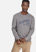Levi's® - Graphic crew sweatshirt
