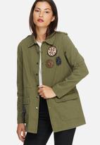 Vero Moda - Maya army jacket