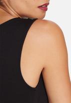 Noisy May - Amalie lace up bodysuit