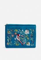 Glamorous - Embroidered clutch