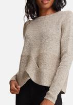 Pieces - Flexi alpaca wool knit