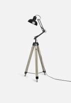 Sixth Floor - Devon tripod floor lamp