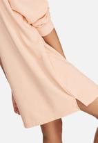 Missguided - Oversized sweat dress