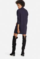 Missguided - Ruched sweat dress