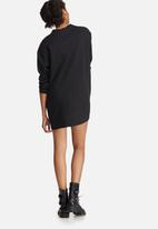 Missguided - Hunter graphic printed rock sweat dress