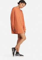 Missguided - Oversized sweat dress