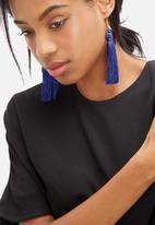 Pichulik - Tassel earrings