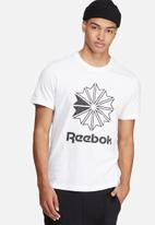 Reebok Classic - Classic starcrest tee