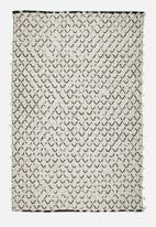 Sixth Floor - Knotted cotton area rug