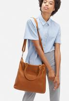 FSP Collection - Stephie leather tote