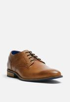 Watson Shoes - Toby leather derby