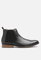 Watson Shoes - Erich leather chelsea