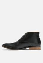 Watson Shoes - Irvin leather boot