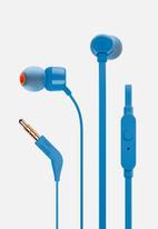 JBL - T110 in-ear