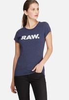 G-Star RAW - Saal slim tee