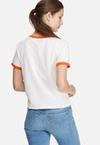 Levi's® - Ringer graphic surf tee