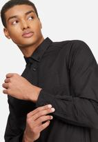 basicthread - Regular Fit Poplin Shirt