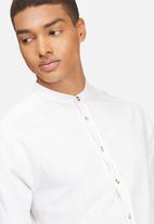 basicthread - Regular Fit Manderin Shirt