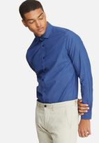 basicthread - Slim Fit Formal Shirt