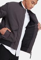 Bellfield - Padded bomber jacket
