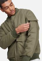 Bellfield - Padded bomber jacket