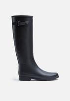 Hunter - Refined tall - black