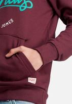 Jack & Jones - Sweep hood sweat