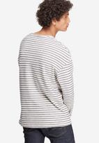Jack & Jones - Stripe crew sweat