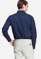 basicthread - Regular fit 1 pocket poplin