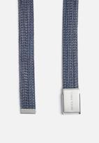 Jack & Jones - Melange woven belt