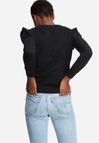 Vero Moda - Vicky ruffle knit