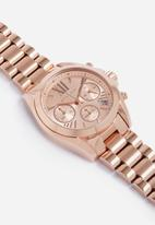 Michael Kors - Bradshaw mini - rose gold