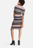 Y.A.S - Milan funnelneck dress