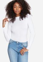 Missguided - Long sleeve turtle neck top
