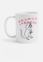 Sixth Floor - Labamba rex mug