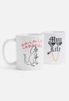 Sixth Floor - Mug life mug