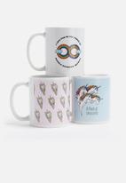 Sixth Floor - Pod of unicorns mug