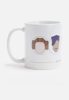 Sixth Floor - RIP 2016 mug