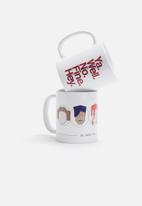 Sixth Floor - Ya well mug