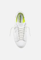 Converse - Cons SLS PL LP Leather L OX - white