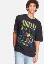 Jack & Jones - Nirvana box fit tee