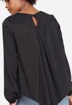 dailyfriday - Pleat back blouse