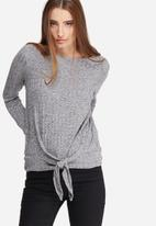 ONLY - Regina knotted pullover