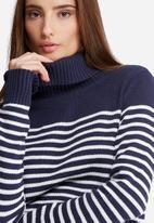 Noisy May - Ivan roll neck knit
