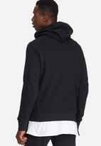 basicthread - Basic pullover hoodie sweat