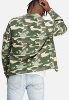 Jack & Jones - Paint field jacket