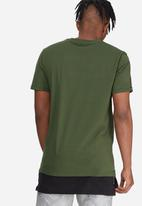 Only & Sons - Andy longline tee